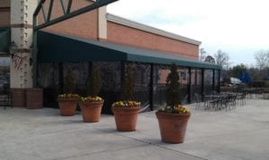 Custom Canvas Works can create custom patio canopies to enhance your business or home and offer energy-saving benefits.