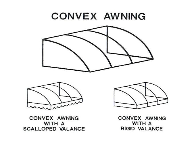 Convex Awning